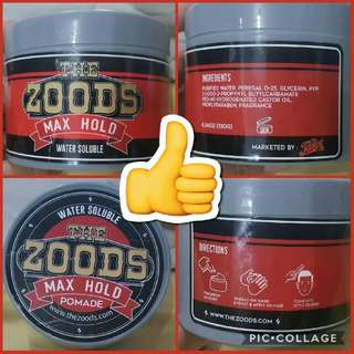 CHEAP ZOODS POMADE