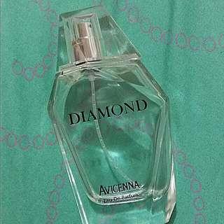Botol Pafrum Diamond Avicenna Ori