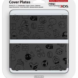 New Nintendo 3DS Cover Plate 005