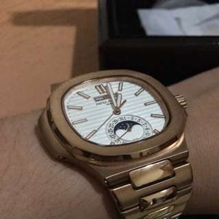 Patek Philippe Nautilus Moonphase Replica