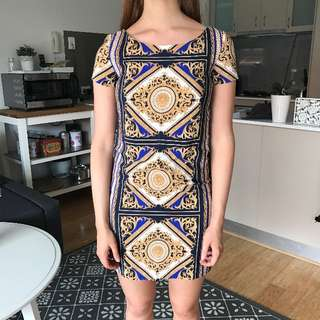Forever New 6 Silk Shift Dress