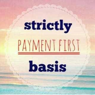 Payment 1st Policy