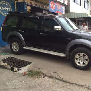 Ford Everest 2008
