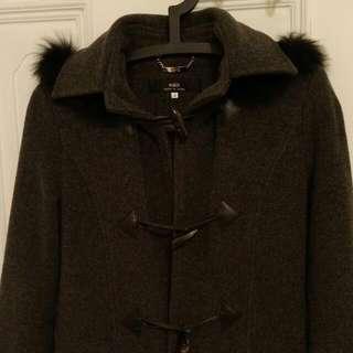 🚚 INED 日本進口羊毛大衣