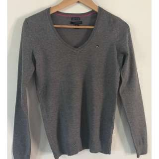 Tommy Hilfiger Grey Sweater