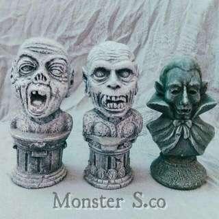 🚚 惡魔、吸血鬼、怪人🎬模型/雕像/道具