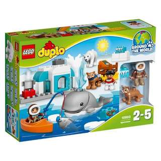 Lego Duplo 10803 Artic Around The World