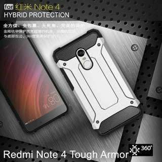 Redmi Note 4 Tough Armor Protection Case