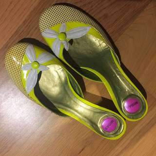 Midas Shoes Size 37.5 Or 37