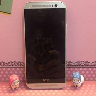 HTC M8 銀色 單機