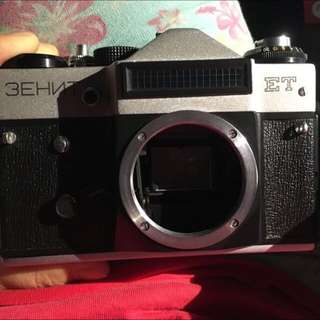 ZENIT ET FILM CAMERA