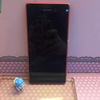 Sony M5 紅色
