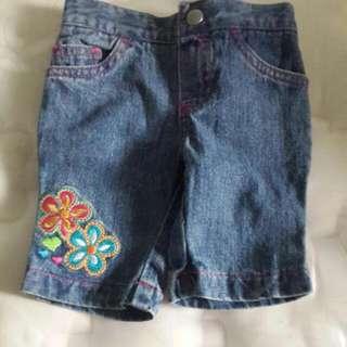 Celana jeans 0 - 3m