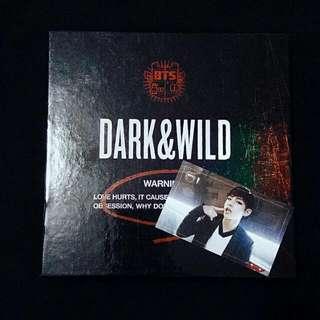 [WTS] BTS DARK&WILD ALBUM