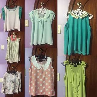 Set of Blouses