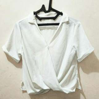 White Blouse by Anette Clothing