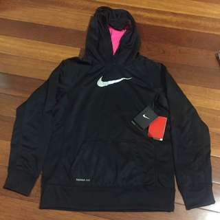 Black Nike Training Jacket