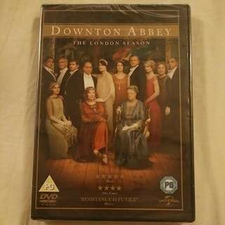 Downton Abbey 2013 Christmas Special DVD The London Season