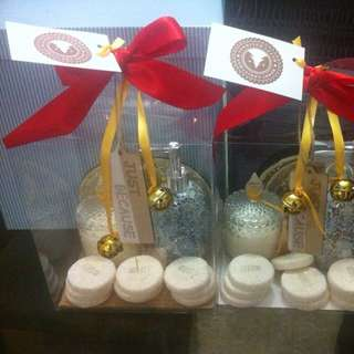 Candle & Bathroom Pack