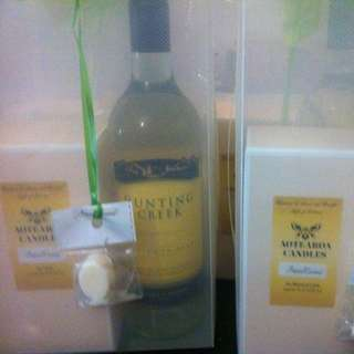 Wine & Candle Pack