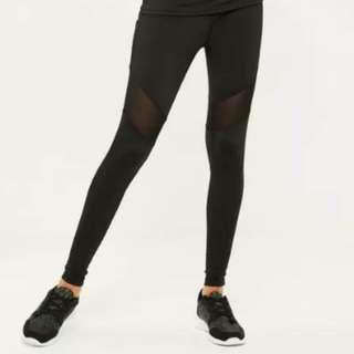 Missguided Black Leggings