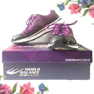 World Balance Rubber Shoes Original