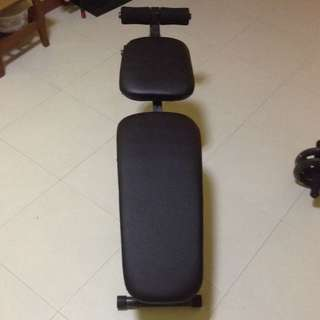 Gym Bench (For Weight Lifting)