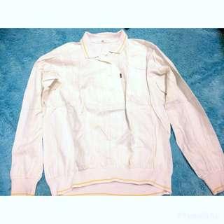 Sweater Putih Vidi Vici