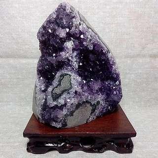 烏拉圭紫水晶鎮(B06)