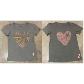 Kaos Anak Perempuan - Circo