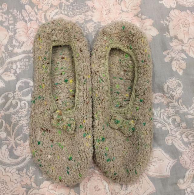 全新室內保暖止滑襪