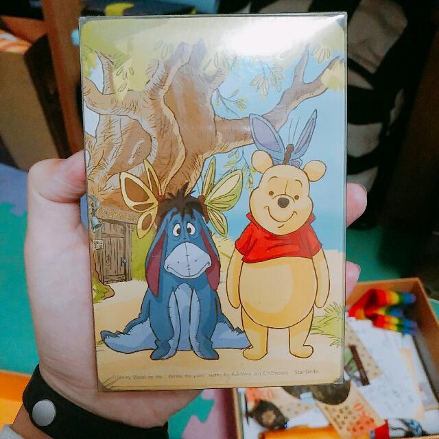 小熊維尼撲克牌