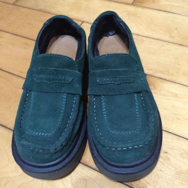 類馬丁厚底鞋