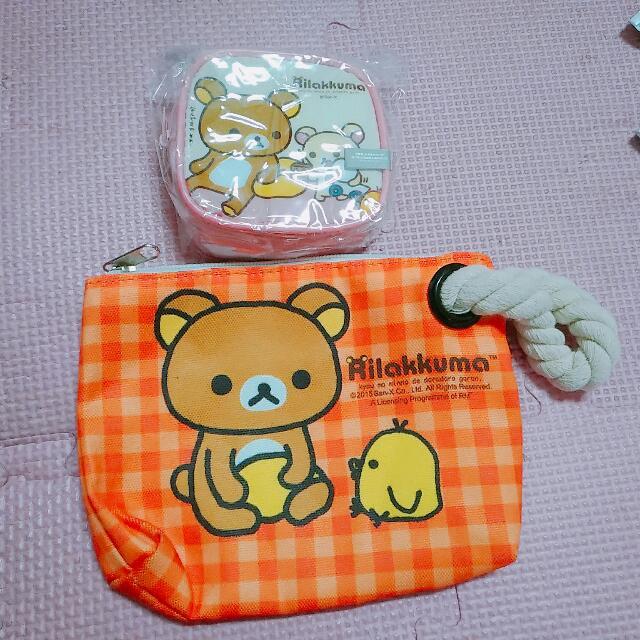 啦啦熊袋子 *2
