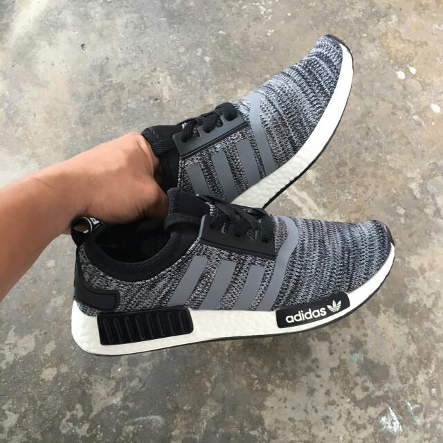 adidas nmd grey latest size 36 40 pm for available sizes. Black Bedroom Furniture Sets. Home Design Ideas