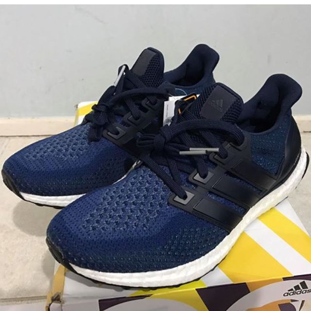 Adidas Ultra Boost Collegiate Navy 2.0!