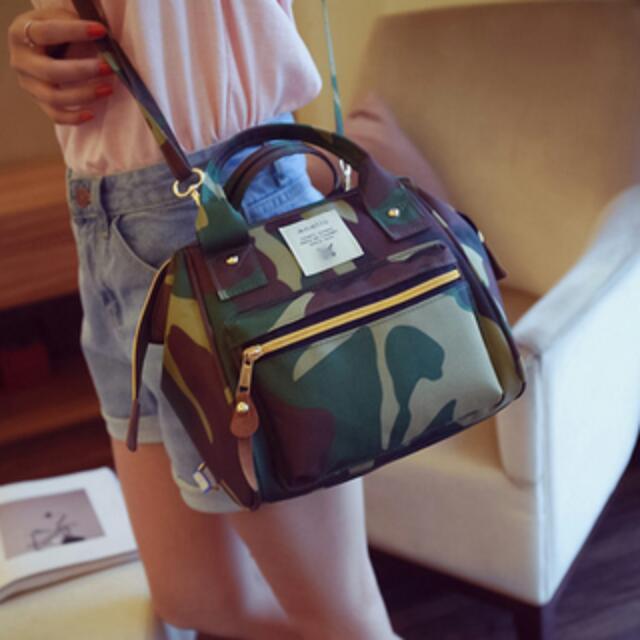 Anello 3-way Shoulder Bag