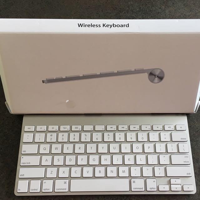 Apply Wireless keyboard