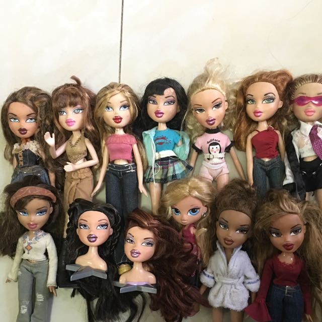 Authentic Bratz Dolls