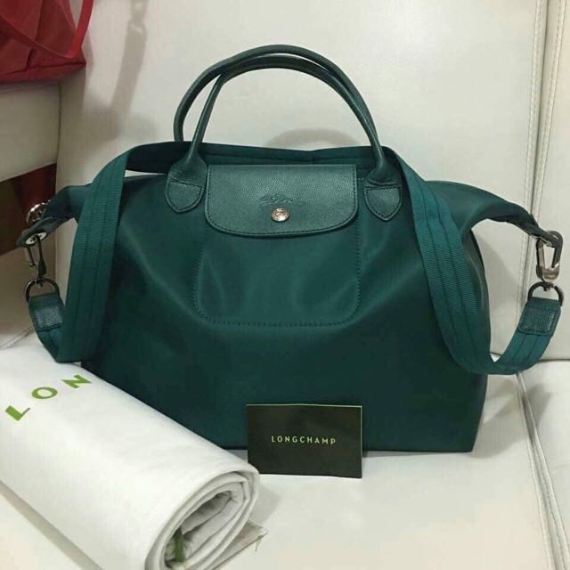 Authentic Longchamp Neo with Free Twilly