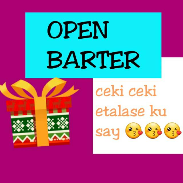 Barter Barter Yu Barter Say