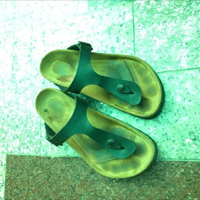 勃肯birkenstock 夾腳拖鞋