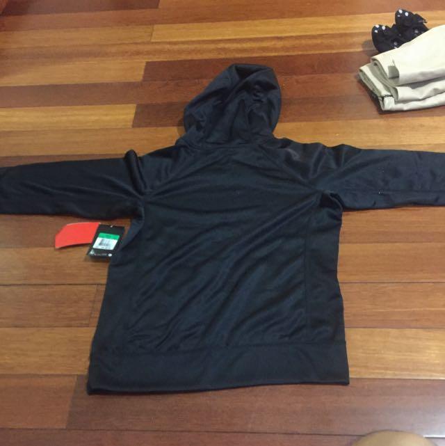 Black Nike Training Jacket