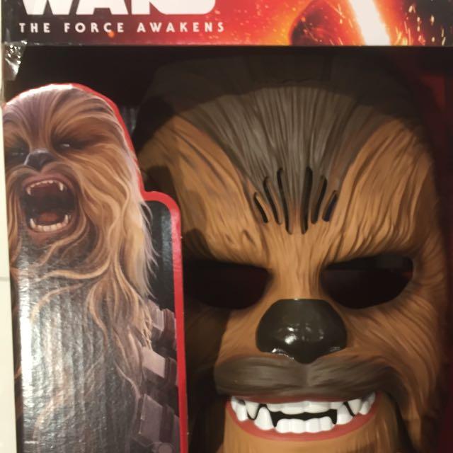 Chewbacca Mask (with Sound)