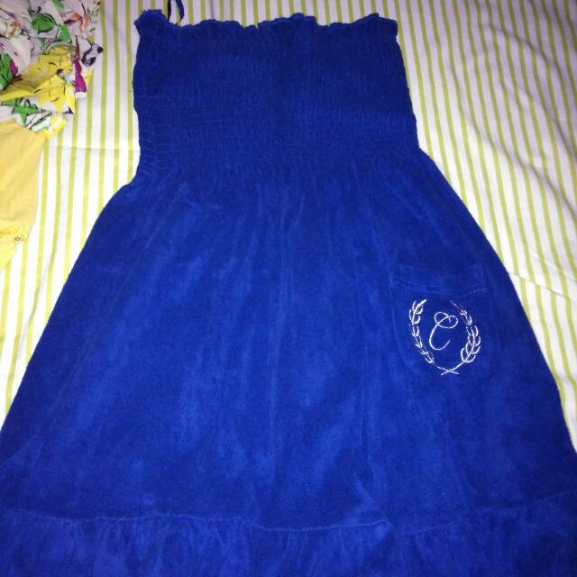 Cocoa Blue Dress
