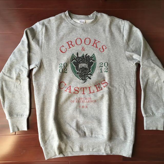 Crooks & Castles Sweatshirt