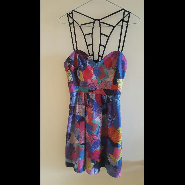 Dress - Bettina Liano - Size 8