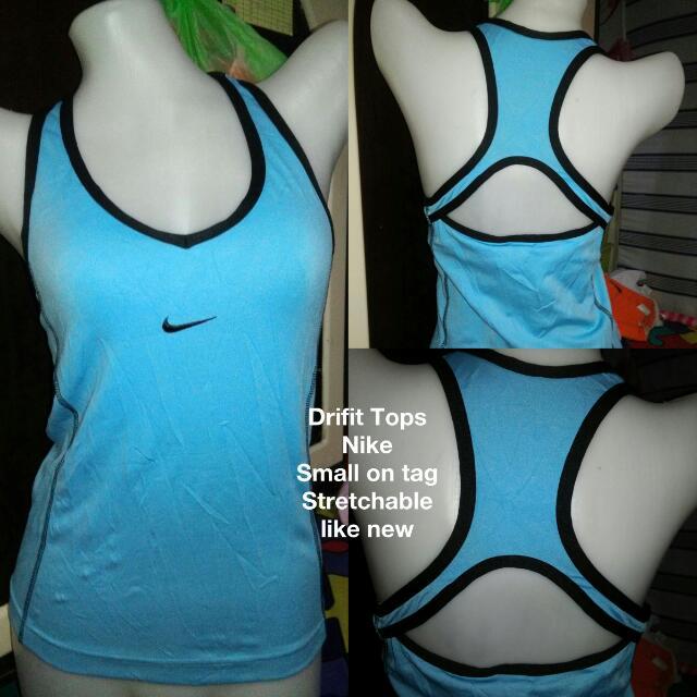 Drifit tanktop Nike brand