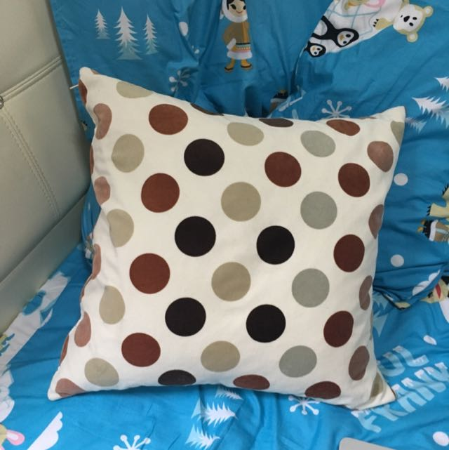 IKEA Feather Square Pillow / Cushion