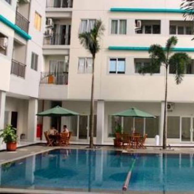 FOR RENT apt sky view bsd